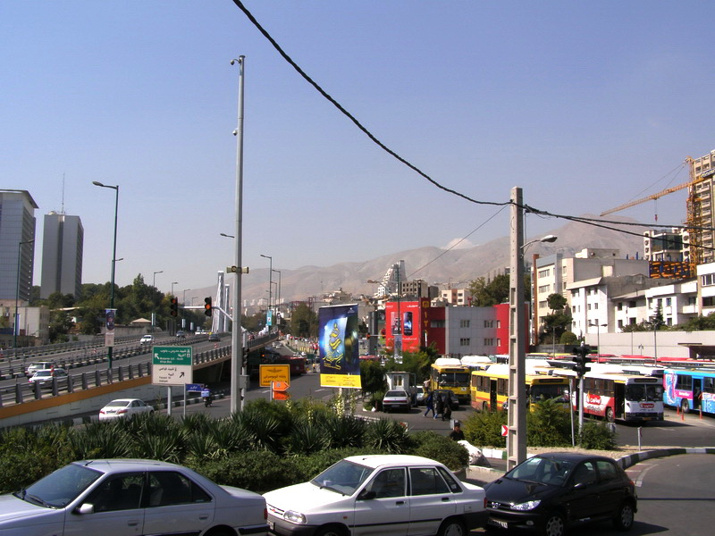 Через тернии к заветному Ирану или галопом по Востоку